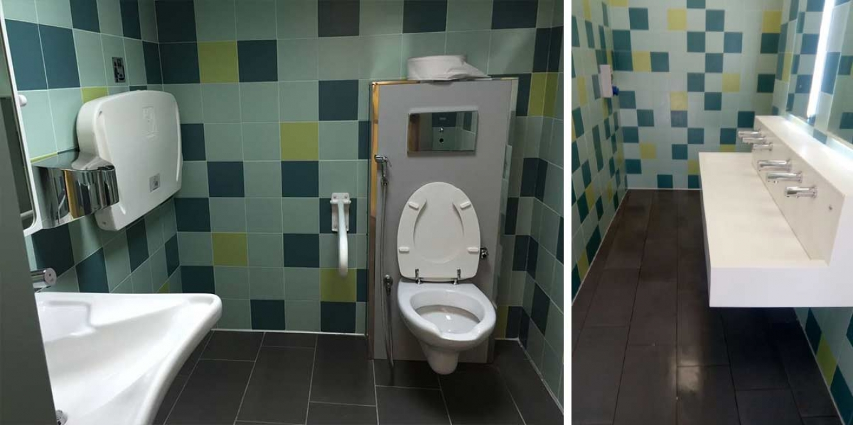 Rieti la città ritrova i bagni pubblici sotto la sede del comune
