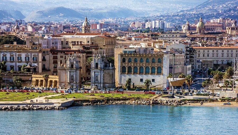 Veduta-di-Palermo